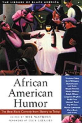 African American Humor  9781556524318
