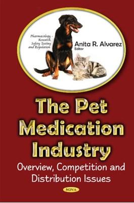 Pet Medications industry  9781634853163