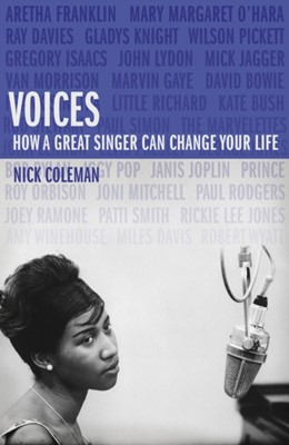 Voices Nick Coleman 9780224102513