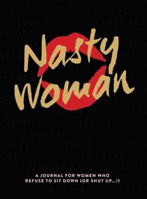 The Nasty Woman Journal Blue Streak, Anna Katz 9781681882857