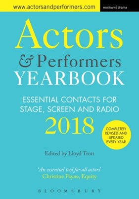 Actors and Performers Yearbook 2018  9781350030206