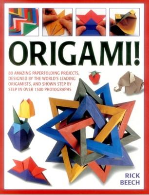 Origami! Rick Beech 9781780195087