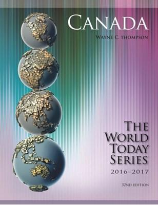 Canada 2016-2017 Wayne C. Thompson 9781475829105
