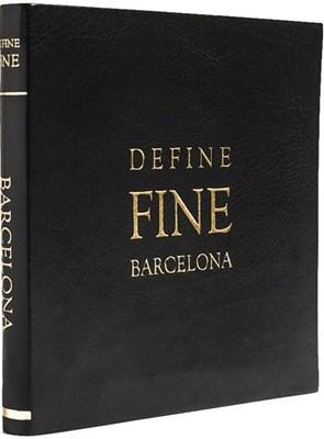 Define Fine City Guide Barcelona  9789188457110