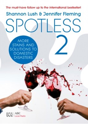 Spotless 2 Shannon Lush, Jennifer Fleming 9780733325328