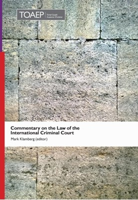 Commentary on the Law of the International Criminal Court  9788283481006
