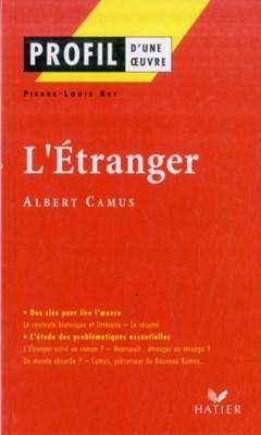 Profil d'une oeuvre Bernard Werber, Albert Camus, Pierre-Louis Rey 9782218740725