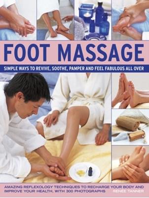 Foot Massage Renee Tanner 9780754825067