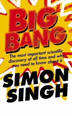 Big Bang Dr. Simon Singh 9780007152520