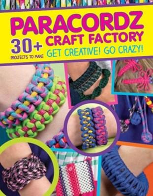 Paracordz Craft Factory CMC Editors 9781861089236