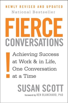 Fierce Conversations Susan Scott 9780349417363