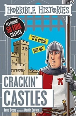 Crackin' Castles Terry Deary 9781407166339