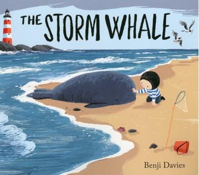 The Storm Whale Benji Davies 9781471115684
