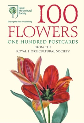 100 Flowers Royal Horticultural Society 9780711234802