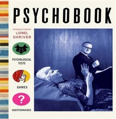 Psychobook  9780992831622