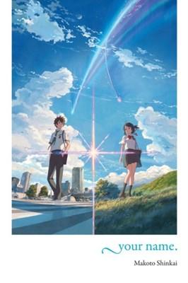 your name. (light novel) Makoto Shinkai 9780316471862