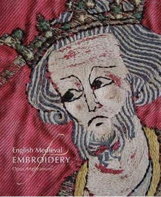 English Medieval Embroidery  9780300222005
