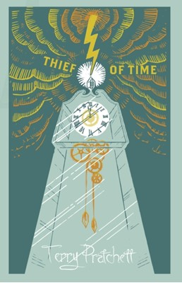 Thief Of Time Terry Pratchett 9780857525031