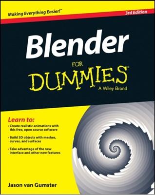Blender For Dummies Jason Van Gumster 9781119039532