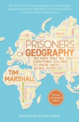 Prisoners of Geography Tim Marshall 9781783962433