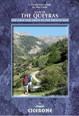 Tour of the Queyras Alan Castle 9781852845100