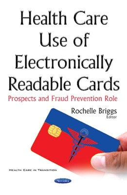 Health Care Use of Electronically Readable Cards  9781536101164