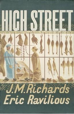 High Street J. M. Richards 9781851776894