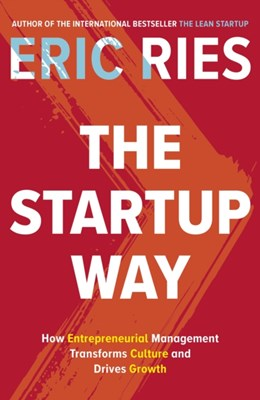 The Startup Way Eric Ries 9780241197264