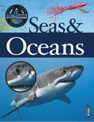 Seas & Oceans Margot Channing 9781909645776
