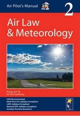 Air Pilot's Manual: Air Law & Meteorology  9781843362401