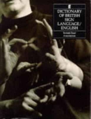 Dictionary of British Sign Language  9780571143467