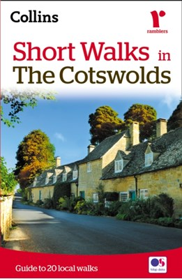 Short walks in the Cotswolds Collins Maps 9780007555000