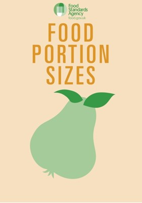 Food Portion Sizes Food Standards Agency 9780112429616