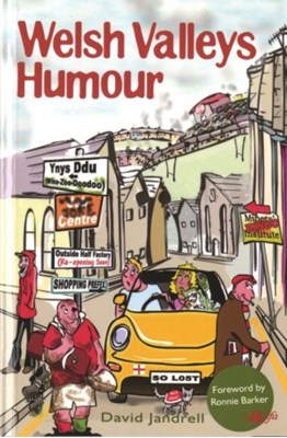 It's Wales: Welsh Valleys Humour David Jandrell 9780862437367