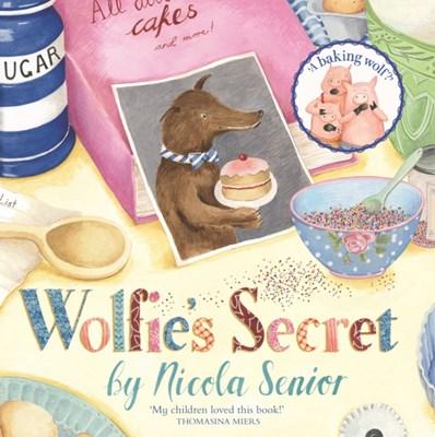 Wolfie's Secret Nicola Senior 9780571331246