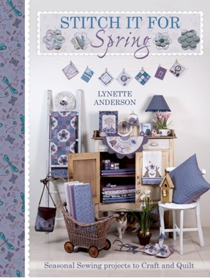 Stitch It For Spring Lynette Anderson 9781446303177