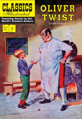 Oliver Twist Charles Dickens 9781906814038
