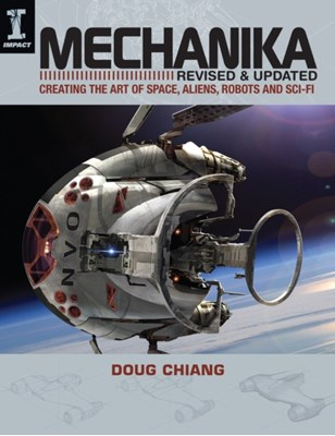 Mechanika, Revised and Updated Doug Chiang 9781440342530