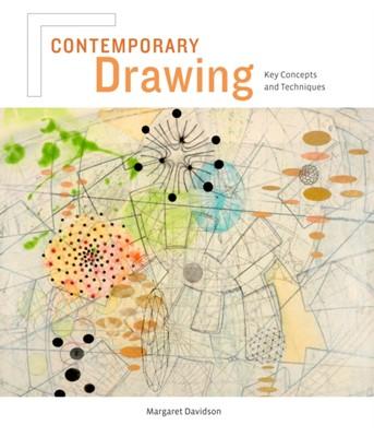 Contemporary Drawing Margaret Davidson 9780823033157