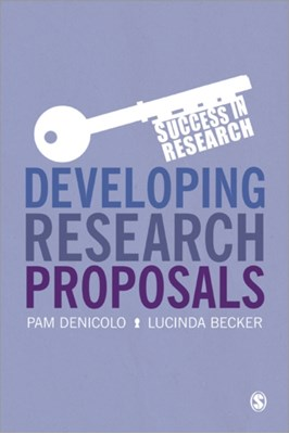 Developing Research Proposals Pam Denicolo, Lucinda Becker 9780857028662