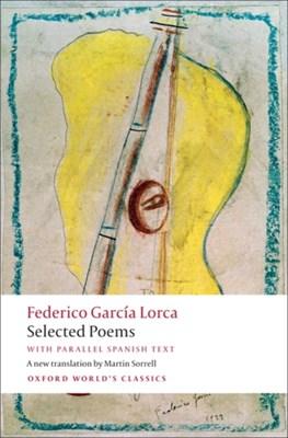 Selected Poems Federico Garcia Lorca 9780199556014