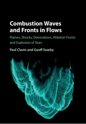 Combustion Waves and Fronts in Flows Paul (Universite d'Aix-Marseille) Clavin, Geoff Searby 9781107098688
