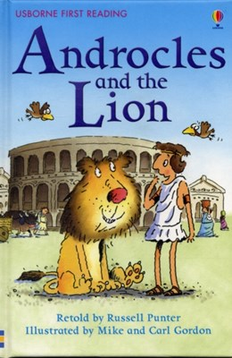 Androcles and The Lion Russell Punter, Punter 9780746096918