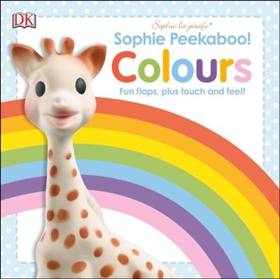 Sophie Peekaboo! Colours DK 9780241278536