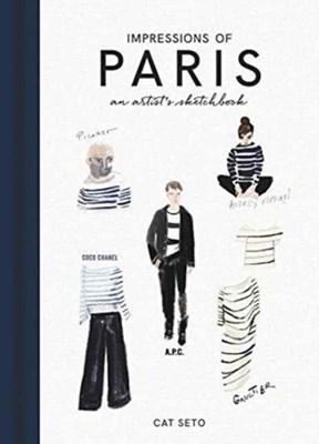 Impressions of Paris Cat Seto 9780062493071