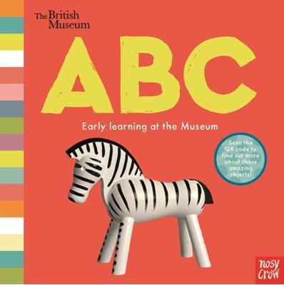 British Museum: ABC Nosy Crow 9780857638168