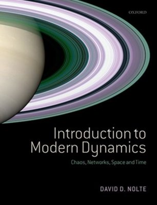 Introduction to Modern Dynamics David D. (Edward M. Purcell Distinguished Professor of Physics Nolte 9780199657049