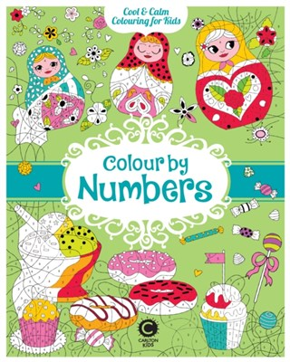 Colour by Numbers Eugenie Varone 9781783122356