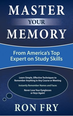 Master Your Memory Ron (Ron Fry) Fry 9781632650719