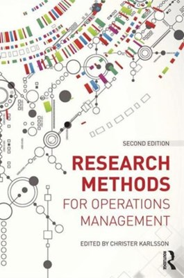 Research Methods for Operations Management  9781138945425